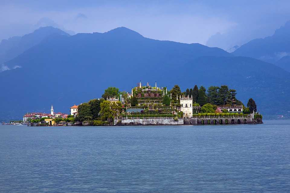 италиански езера