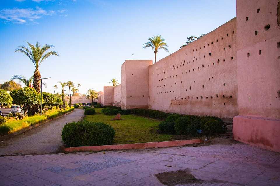 Maroko-Marrakesh